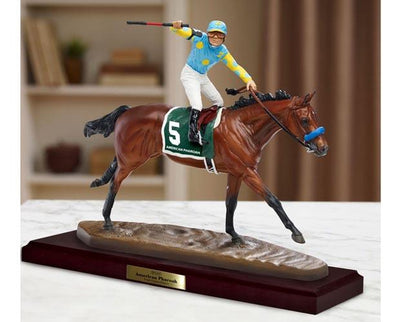 American Pharoah Resin Model Breyer