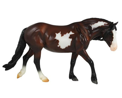 Bay Pinto Pony Model Breyer