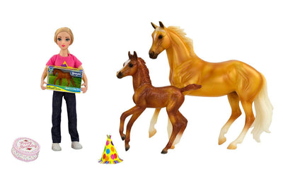 Birthday at the Barn Model Breyer