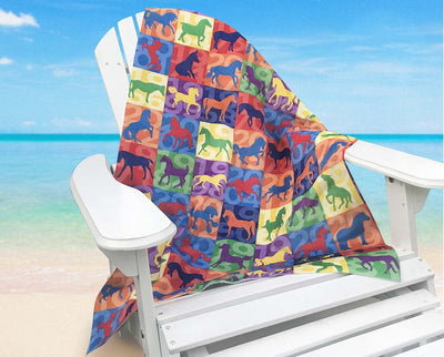 Breyer 70th Anniversary Beach Towel Apparel Breyer