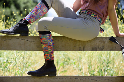 Breyer 70th Anniversary Ladies Socks Apparel Breyer