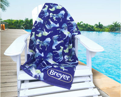 Breyer Beach Towel Apparel Breyer