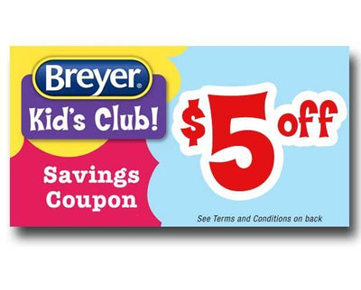 Breyer Kid's Club Deluxe Membership - 2021 2021 2021 Club Membership Breyer