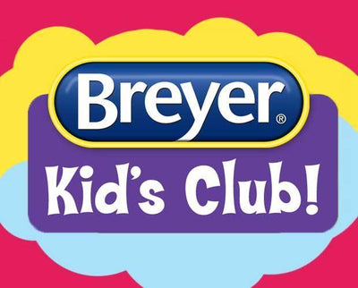 Breyer Kid's Club Membership 2020 Club Membership Breyer