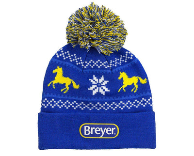 Breyer Pom Pom Beanie Apparel Breyer