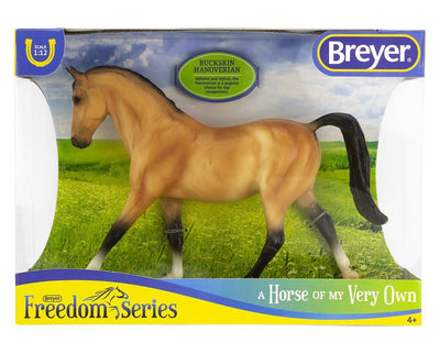 Buckskin Hanoverian Model Breyer