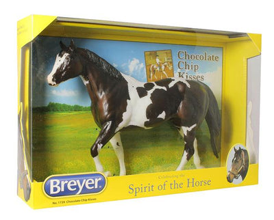 Chocolate Chip Kisses Model Breyer Retired