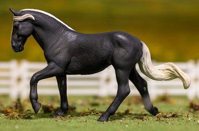Chocolate Rocky Mountain Mare Model Breyer