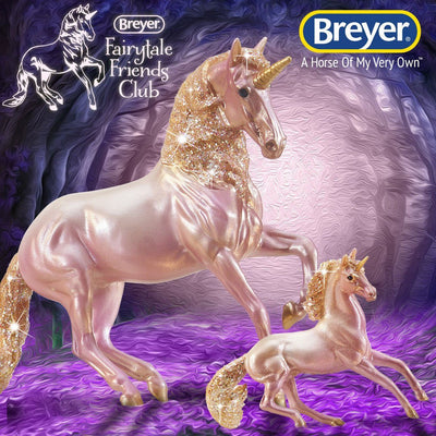 Dazzle Club Model Breyer