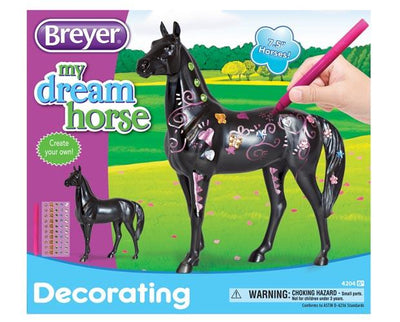 Decorate Your Horse Model Breyer Retired