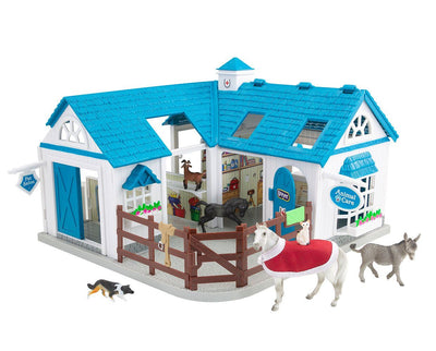 Deluxe Animal Hospital Model Breyer