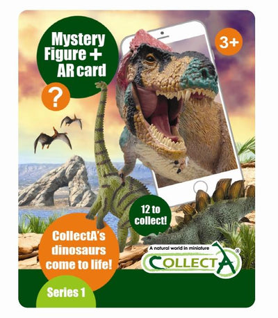 Dinosaur Blind Bag Display - With AR Feature Model Breyer