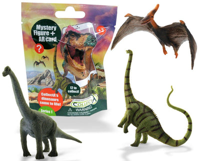 Dinosaur Individual Blind Bag with AR Feature Model Breyer