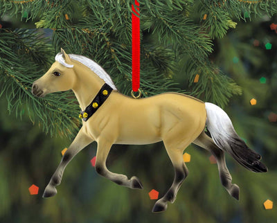 Fjord | Beautiful Breeds Ornament Model Breyer