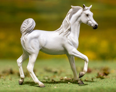 Grey Arabian Mare Model Breyer