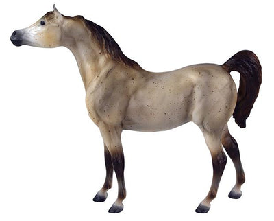 Grey Arabian Model Breyer