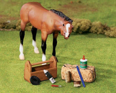 Grooming Kit Model Breyer Retired