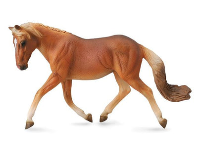 Haflinger Mare Model Breyer