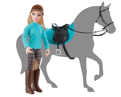 Heather, English Rider Model Breyer