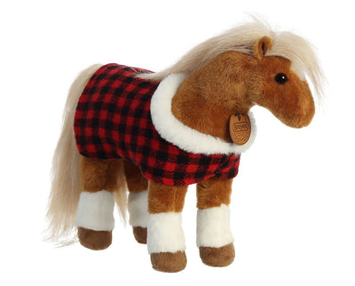 Holiday Holly Plush Model Breyer