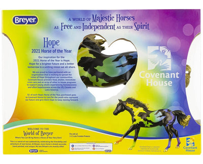 Hope | 2021 Horse of the Year Model Breyer