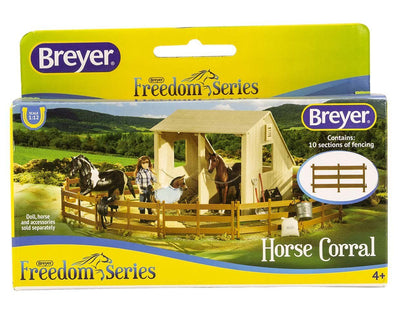 Horse Corral Model Breyer