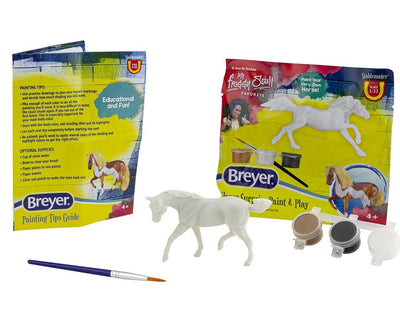 Horse Surprise Paint & Play Blind Bag Display Model Breyer
