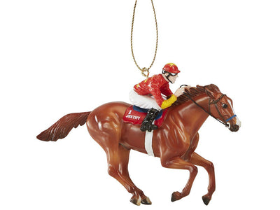 Justify | Ornament Model Breyer