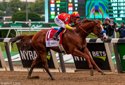 Justify | Stablemate Model Breyer