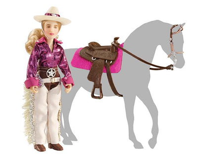 Kaitlyn, Cowgirl Model Breyer