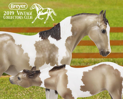 Lillian & Molly Club Model Breyer