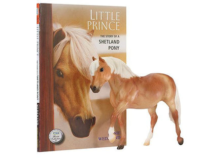 Little Prince Book and Model Set Model Breyer