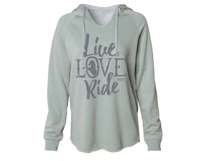 Live Love Ride Hoodie Apparel Breyer