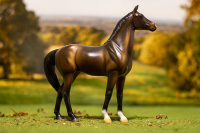 Mahogany Bay Thoroughbred Model Breyer