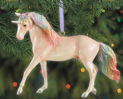 Majesty | Unicorn Ornament Model Breyer
