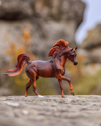 Malik - 2019 Horse of the Year Model Breyer