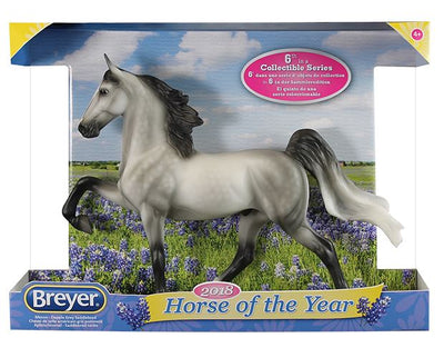 Mason- 2018 Classics Horse of the Year Model Breyer Retired