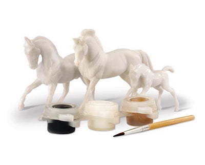My Dream Horse - Horse Family Painting Kit Model Breyer