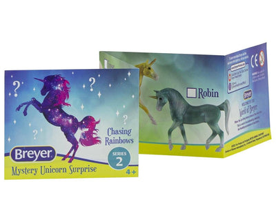 Mystery Unicorn Surprise: Chasing Rainbows Blind Bag Model Breyer
