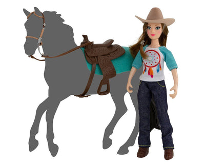 Natalie, Cowgirl Model Breyer