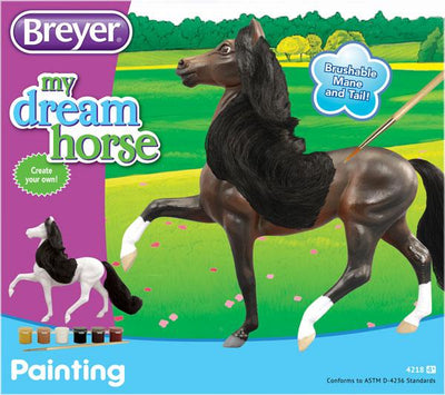 NEW Breyer Dream Horse Activity Gift Set Model Breyer