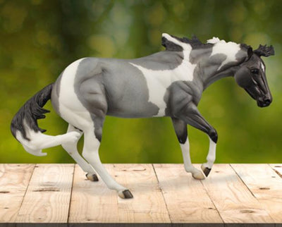 Out of the Blue Club Model Breyer Retired