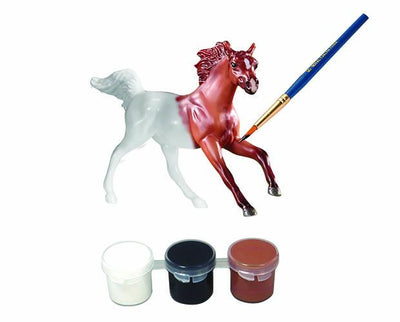 Paint & Play - Arabian Model Breyer
