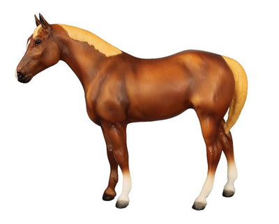 Quarter Horse Yearling Model Breyer