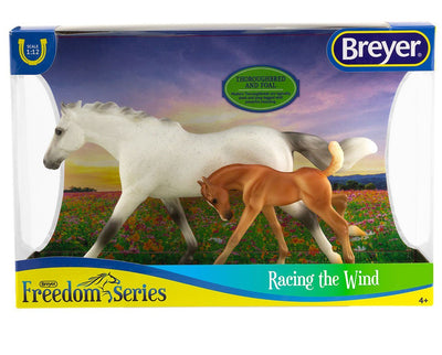 Racing the Wind Model Breyer
