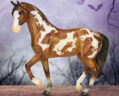 Ratsputin | Freedom Series Halloween Horse Model Breyer