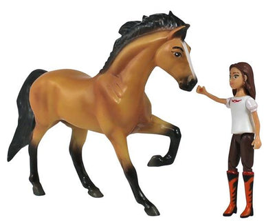 Spirit & Lucky Small Set Model Breyer