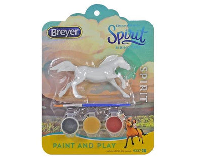 Spirit Paint & Play 3 Piece Assortment Model Breyer