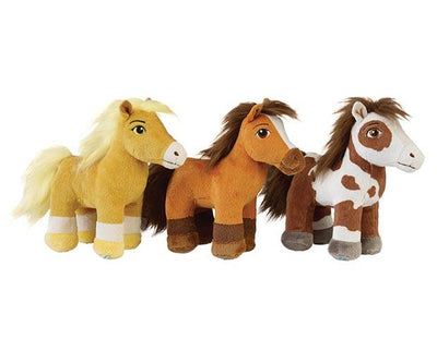 Spirit Plush Beanie 3 Piece Assortment Model Breyer