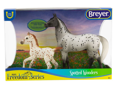 Spotted Wonders Model Breyer